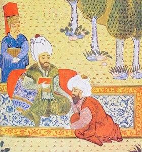Fatih Sultan Mehmet ve Ali Kuşçu